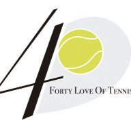 Forty Love of Tennis